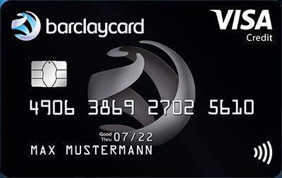Barclaycard Visa Kreditkarte Vergleich 102019